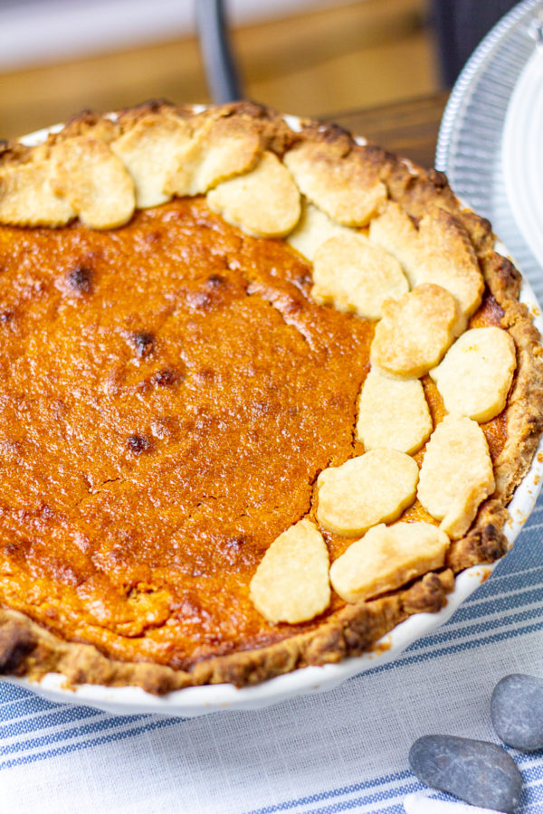 Classic Pumpkin Pie Recipe 2