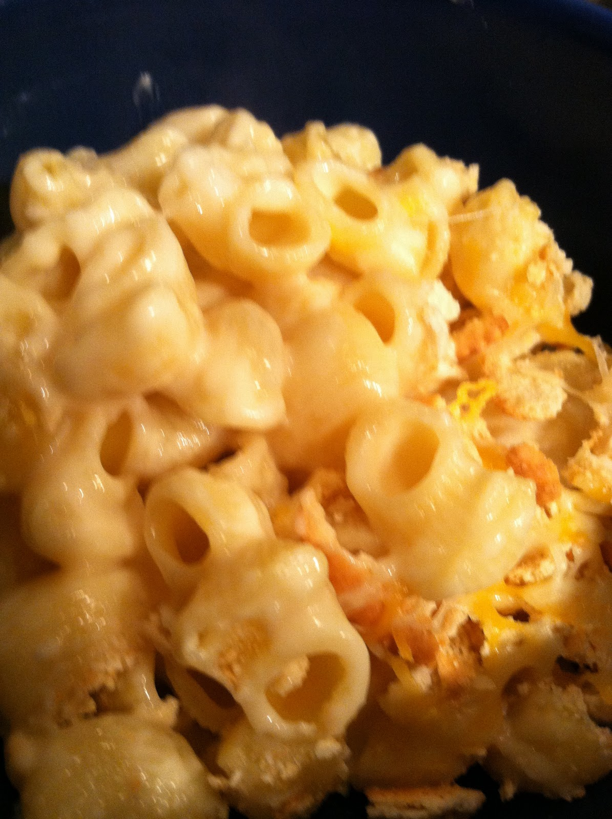 Low Fat Baked Macaroni And Cheese Thekittchen