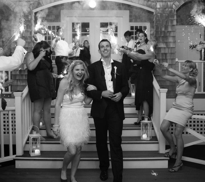 I am married!