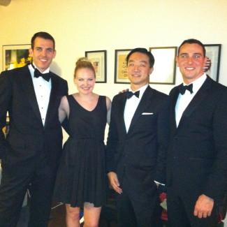James Bond Cocktail Party