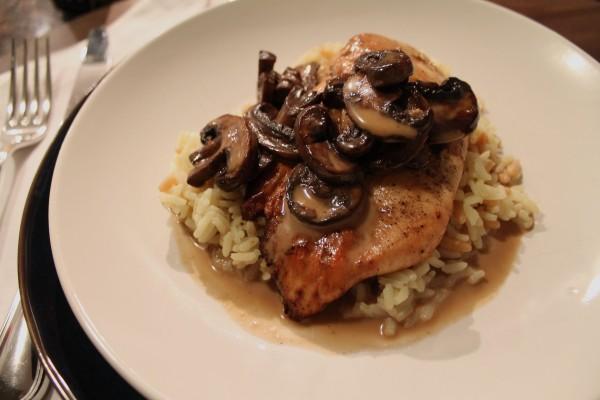 Sherry Mushroom Chicken - thekittchen