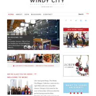 Announcing the Windy City Blogger Collective