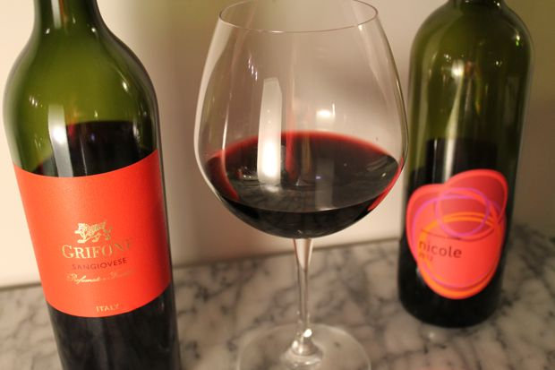 Wine of the Week: Grifone Sangiovese