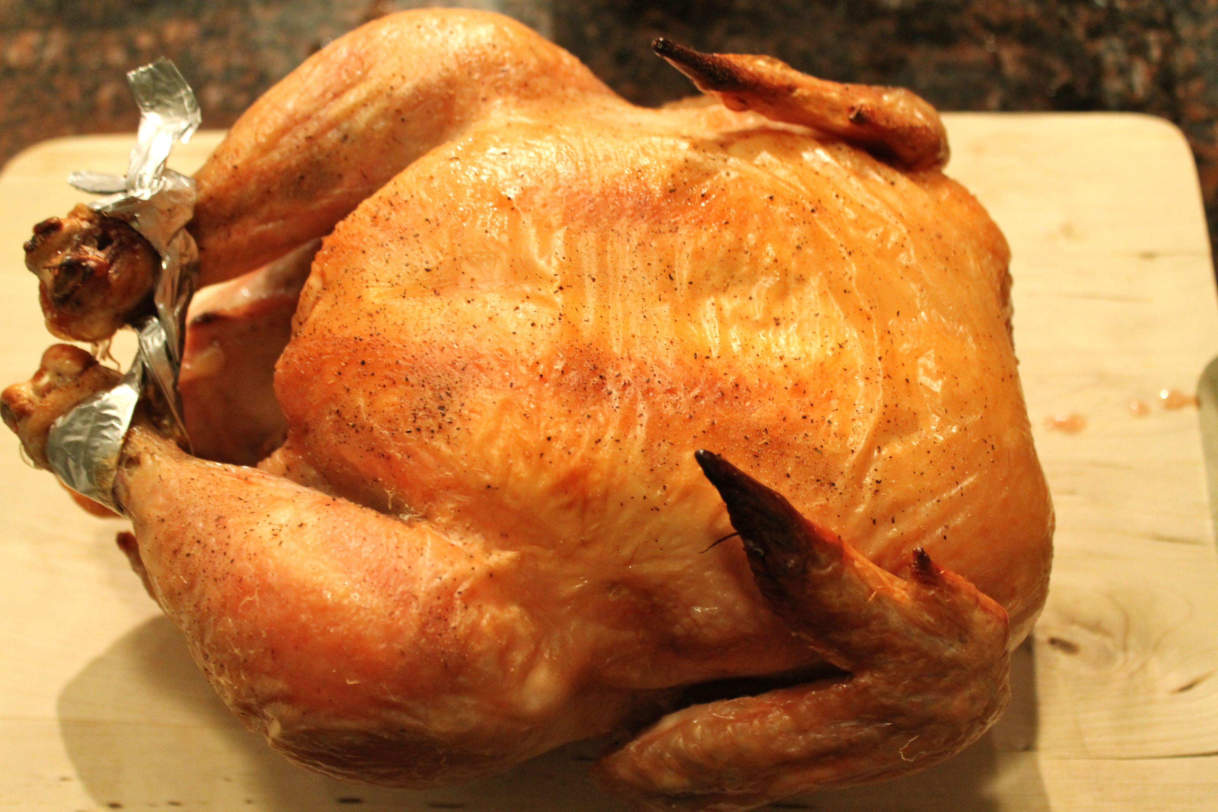 Thomas Keller's Roast Chicken - thekittchen