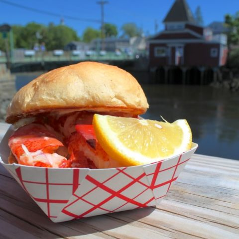 A Maine Favorite: The Clam Shack Lobster Roll