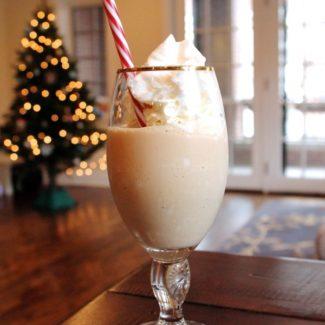 Boozy Holiday Milkshakes