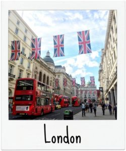 London Travel Page