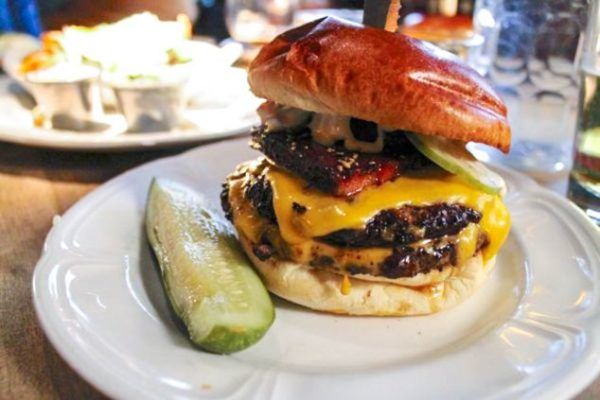 Au Cheval And The Best Burger In Chicago