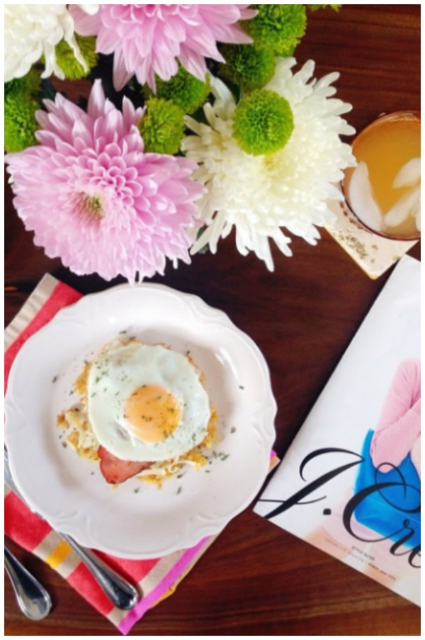 Potato Hash and Sunny Side Up Egg Breakfast | The Kittchen