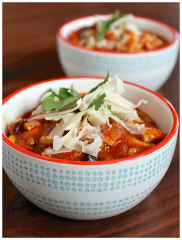 how to make mexican shredded chicken soup