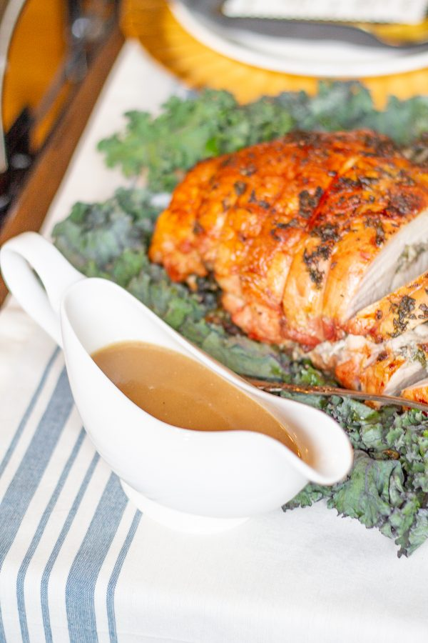 How To Make Gravy From Pan Drippings Thekittchen