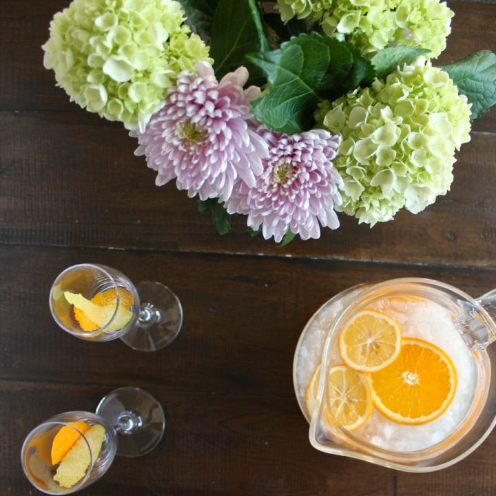 French 75 Punch