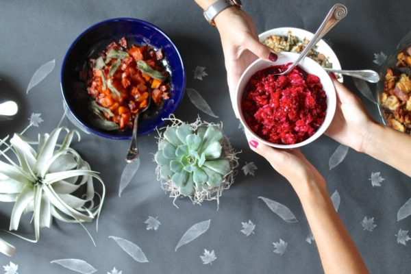 Cranberry Salsa is a fun alternative to cranberry sauce on Thanksgiving, and it is easy to prepare.