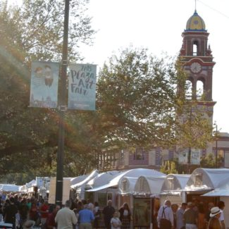 Kansas City BBQ & Plaza Art Fair