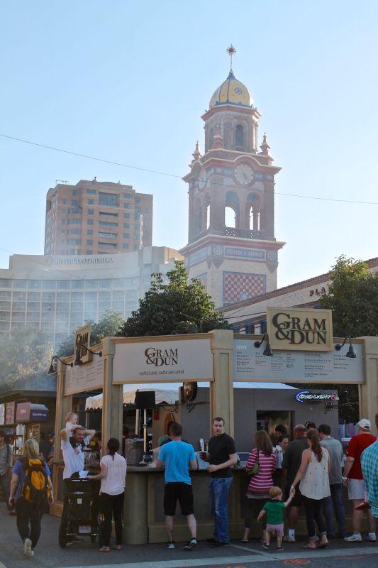 Plaza Fair