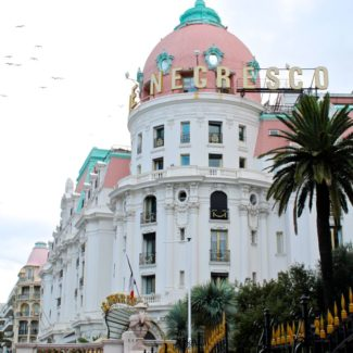 Le Negresco in Nice