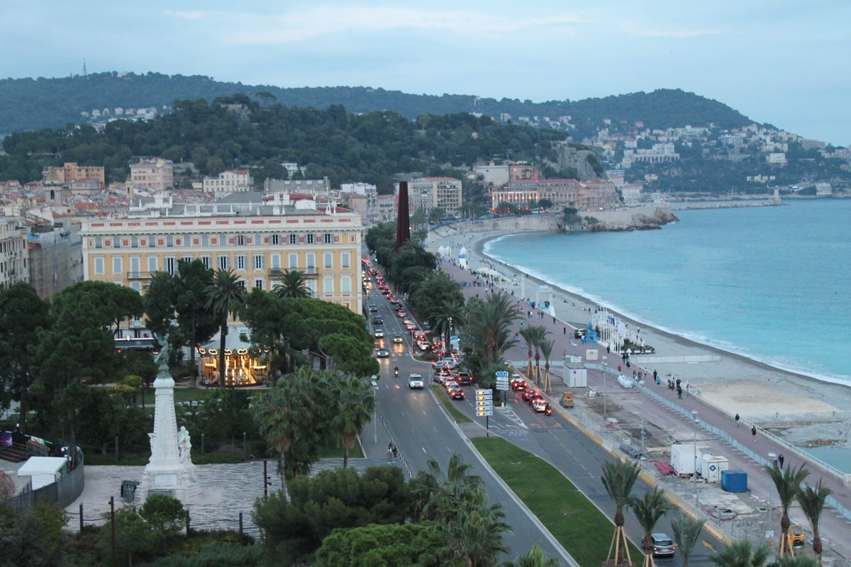 A Day in Nice, France - thekittchen