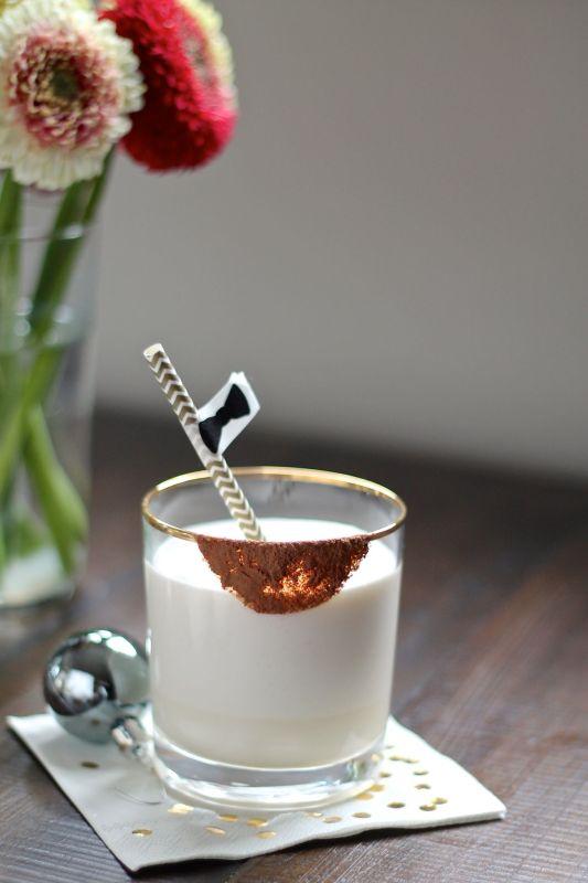 Bourbon Eggnog via The Kittchen