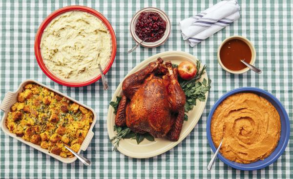Bub City Thanksgiving