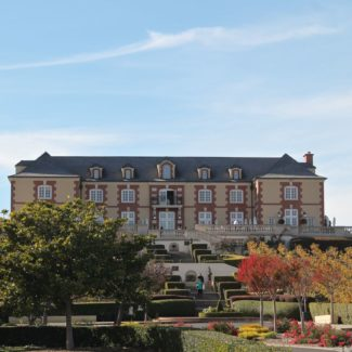Exploring Napa: Domaine Carneros and Matthiasson