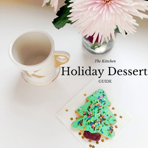 Holiday Dessert Guide