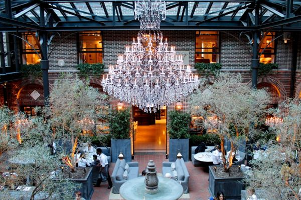 Restoration Hardware Cafe : The ultimate chicago weekend thekittchen