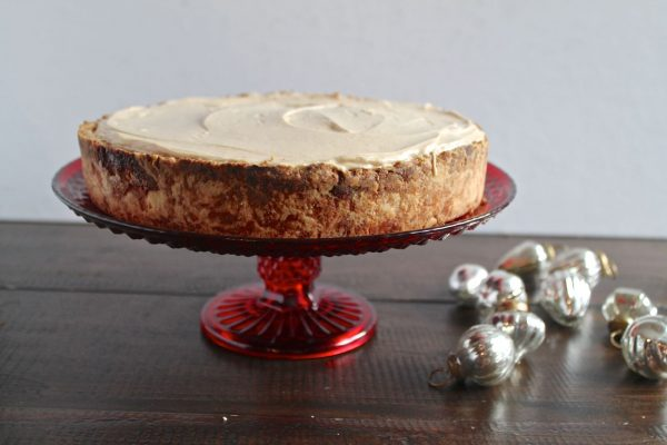 How to Make Pielogen: Pielogen is the ULTIMATE dessert! It is a pecan pie topped with a caramel cheesecake that is topped with a yule log. It's basically all the best desserts combined, into one stunning dessert mash up.