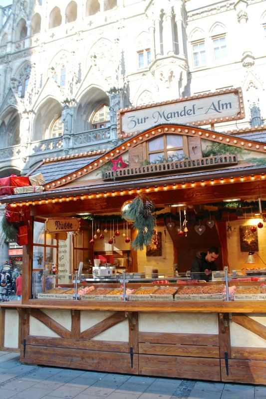 Munich Christmas Market 2