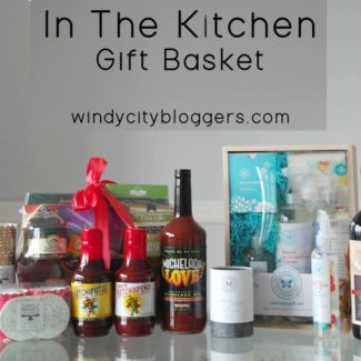 WCBC In The Kitchen Gift Basket Giveaway