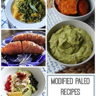 My Modified Paleo Diet