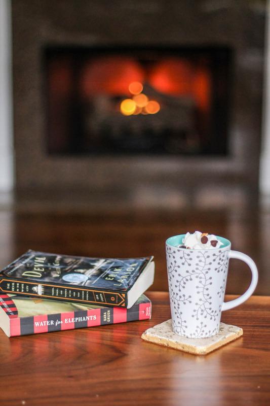 Bourbon Butterscotch Hot Chocolate-2
