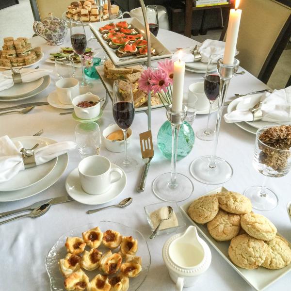 English Tea Party Ideas: Afternoon Tea