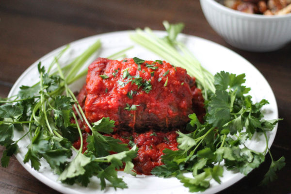 How to Make Braciole - Braciole is Braciole is a flank Steak is rolled up with cheese, herbs, and breadcrumbs, seared, and then roasted in tomato sauce. It's just the thing to serve at a dinner party!