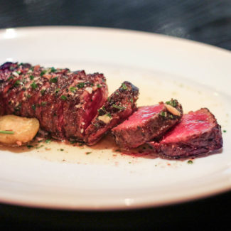 RPM Steak and the best lunch special in Chicago