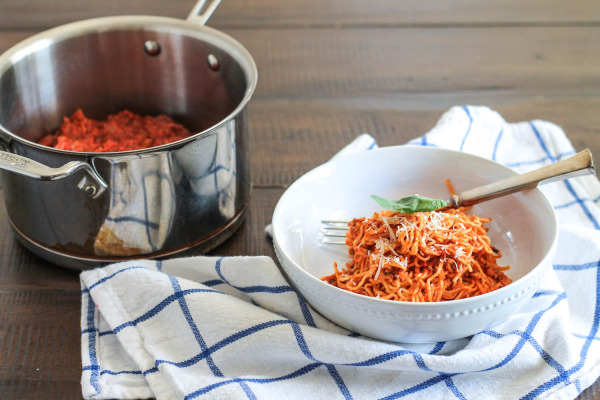 Aunt Diddie's Bolognese Sauce Recipe-2
