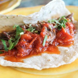 Tacos: Birrieria Zaragoza and Taqueria El Milagro