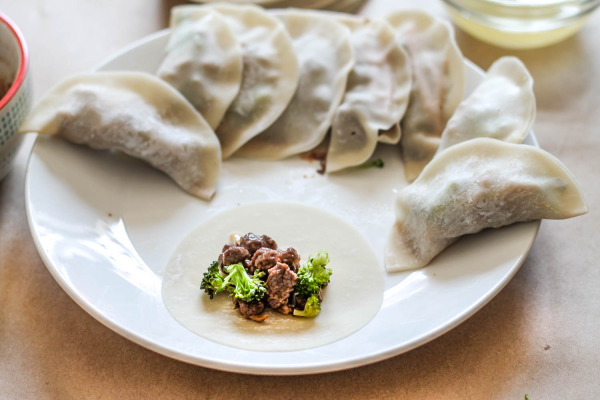 Make Your Own Dumplings Party-5