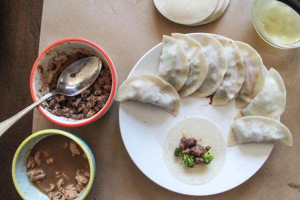 Make Your Own Dumplings Party-6