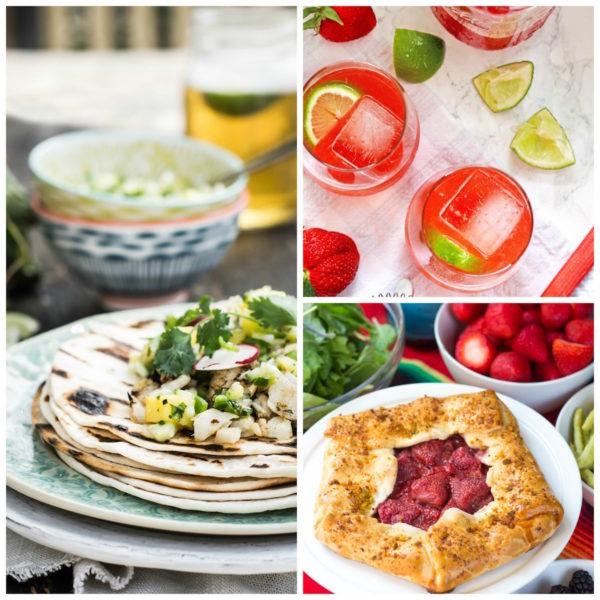 Recipes that celebrate summer