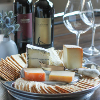 My Favorite Cheeses Paired with Cultivar Wine