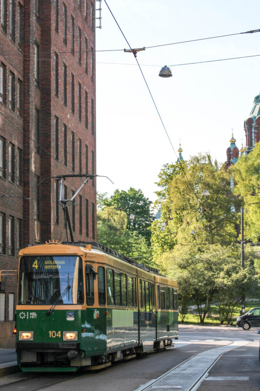 Exploring Helsinki
