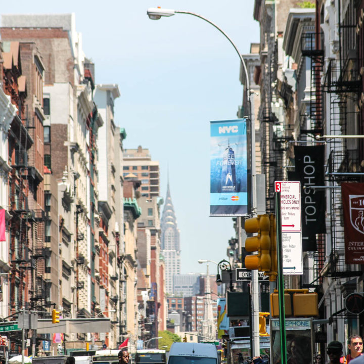 My Favorite Places in New York City