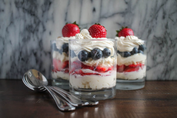 No Bake Cheesecake Cups-4