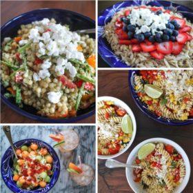 10 Summer Side Dish Salads