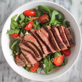 Steak Salad-12