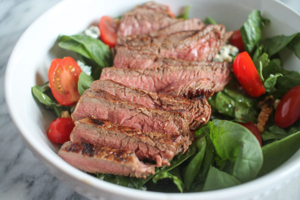 Steak Salad-13