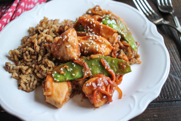 20 Minute Sesame Chicken-5