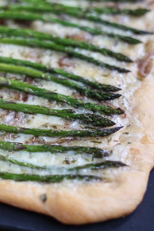 Asparagus and Mushroom Tarts-4