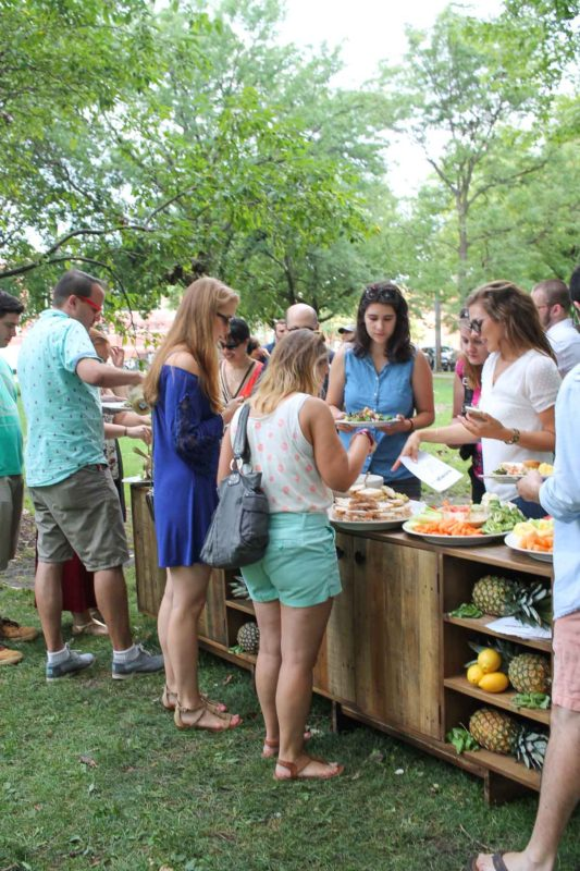 Snap Kitchen and West Elm Picnic-19