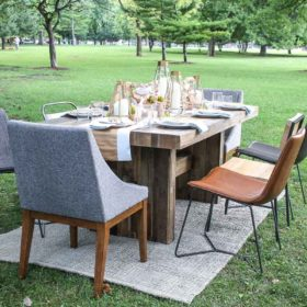 Snap Kitchen and West Elm Picnic